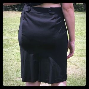 Express black pencil ✏️ skirt